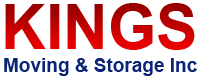 Kings Moving & Storage Logo